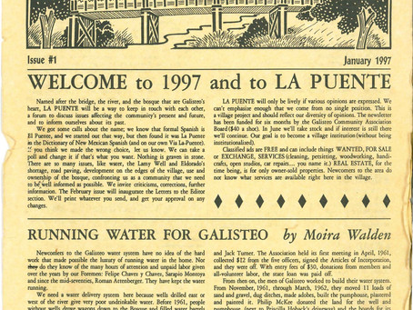 El Puente's Issue #1