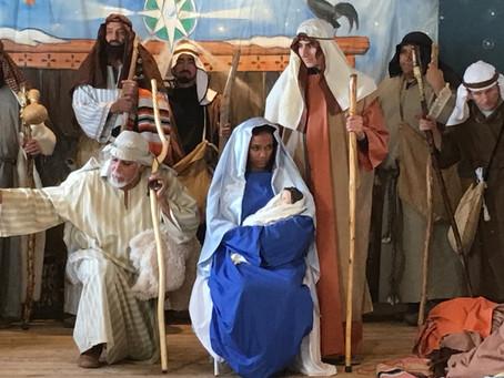 Los Pastores at La Sala de San José