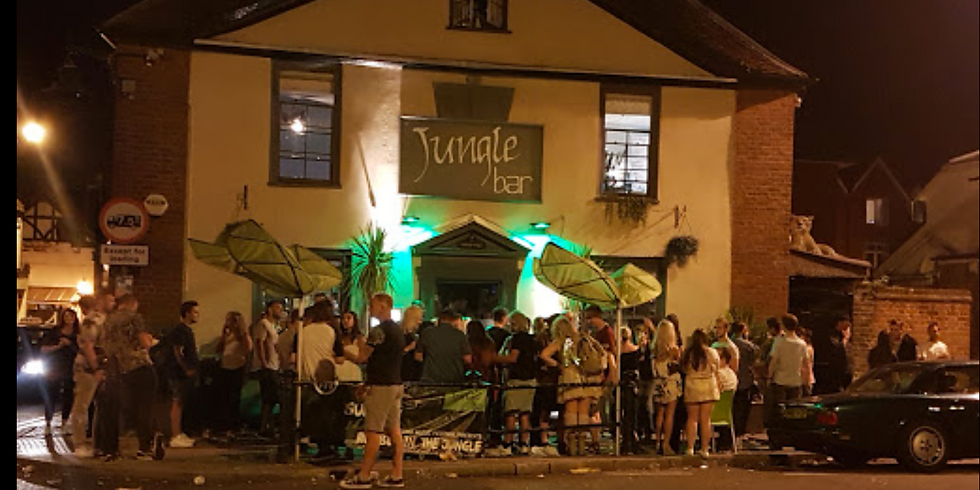 Jungle Bar Hertford