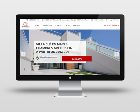 RESIDENCE SECONDAIRE LUXEMBOURG