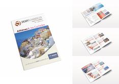 "Brochure ""Travel en Grèce"" by DEMY SCHANDELER"
