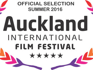 Auckland International Film Festival!