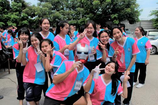 Junior - Senior Relationship activity