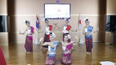 Thai Classical Dancing