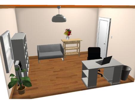 Home Computer Room Design