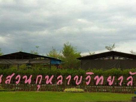 Suankularb Wittayalai Thonburi before you.