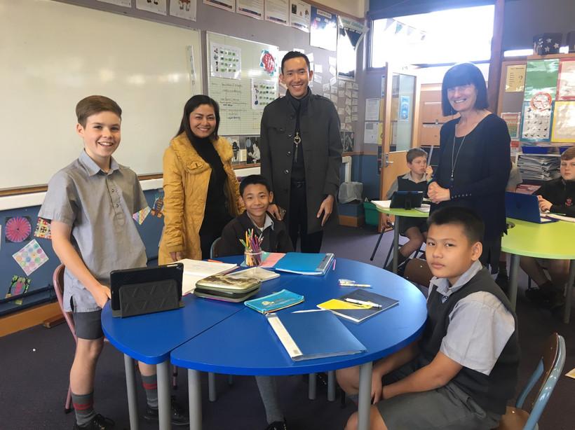 Exchange program in New Zealand