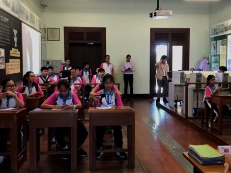 Visiting Museum Siam - 23 September 2019