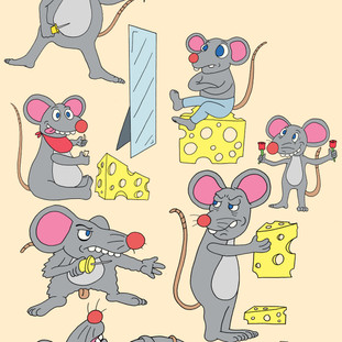 Mouse Expression Sheet