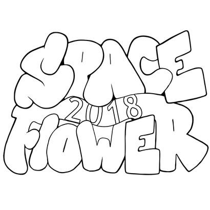 Space Flower 2018