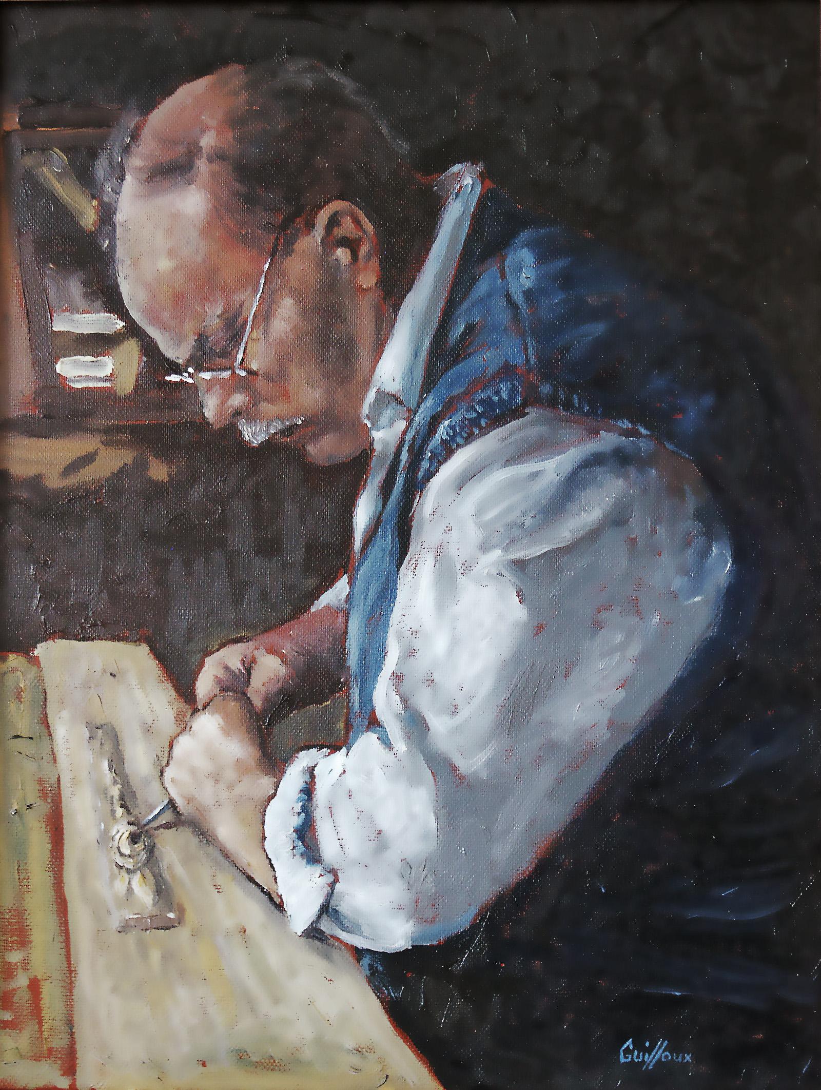 Alain Guilloux