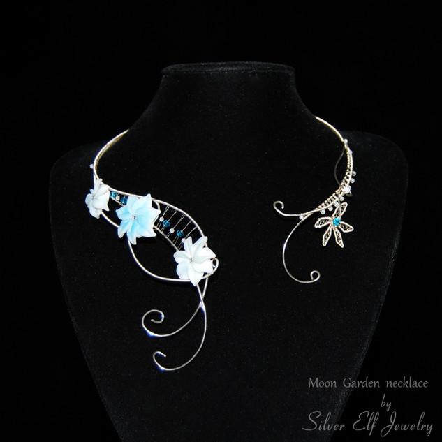 Moon Garden Necklace