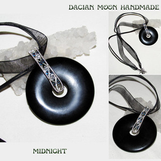 """Midnight"" pendant"