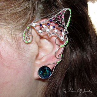 Avatar Inspired Ear Jewelry