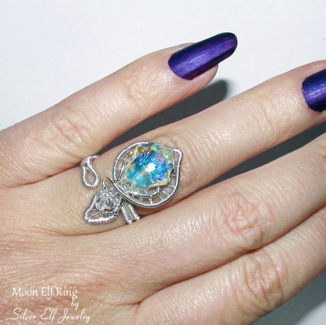 Moon Elf Ring