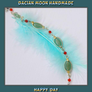 """Happy Day"" bracelet"