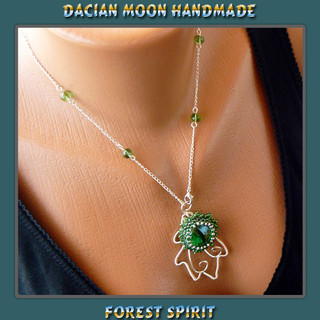 """Forest Spirit"" necklace"