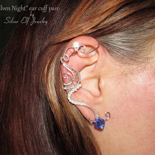 Elven Night Ear Cuff