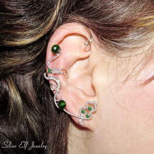 Nature Ear Cuff