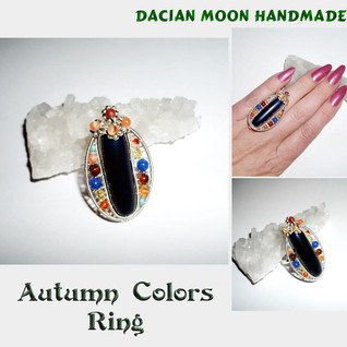 """""""Autumn Colors"""" Ring"""