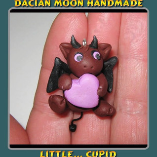 """Little... Cupid"" pendant"