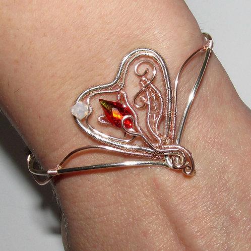 Elven Valentines bracelet