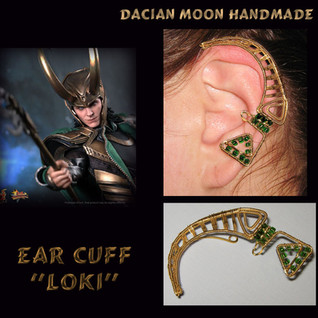 LOKI ear cuff