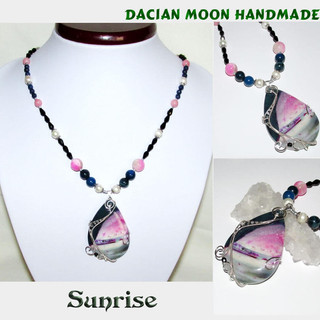 """Sunrise"" necklace"