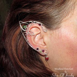 Woodland Elf Ears