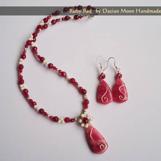 """Ruby Red"" set"