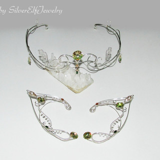 Elven Princess Jewelry Set