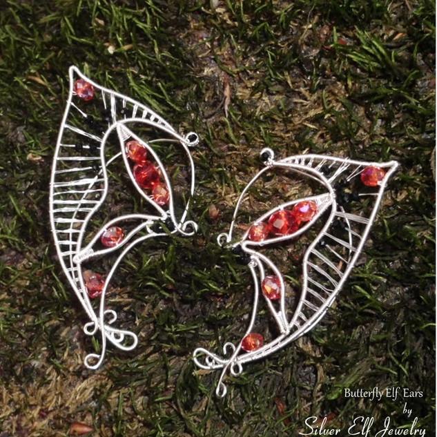 Butterfly Elf Ears