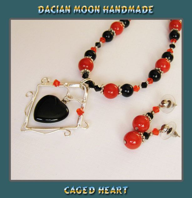"""Caged Heart"" set"