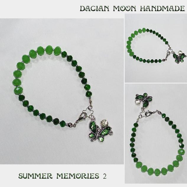 """Summer Memories"" bracelet"