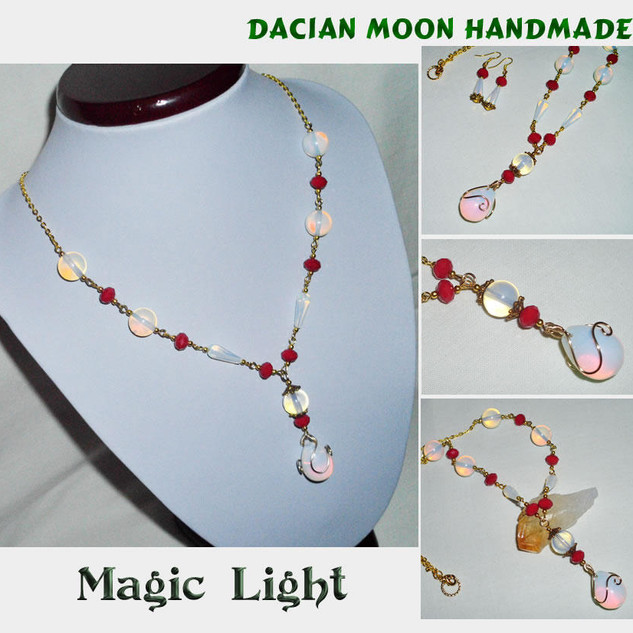 """Magic Light"" set"