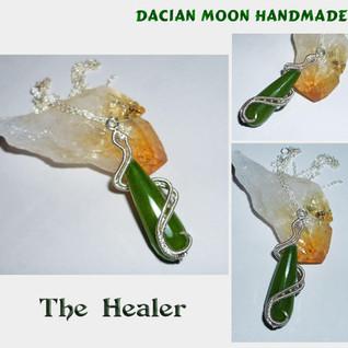 """The Healer"" pendant"