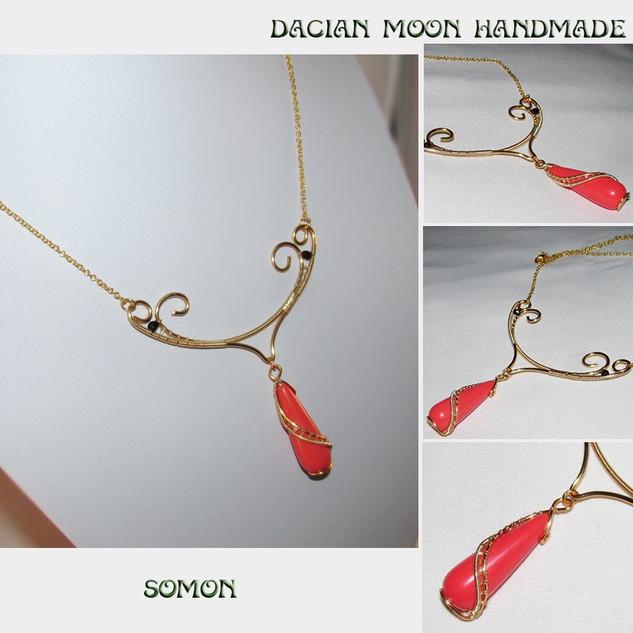 """""""Somon"""" necklace"""