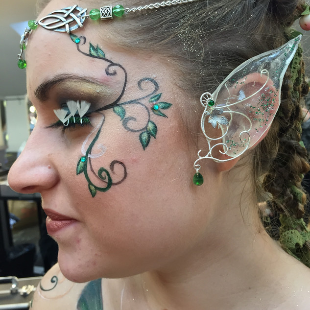 A real Elf Lady from France!