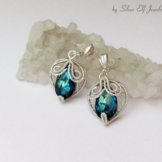 Water Magic Earrings