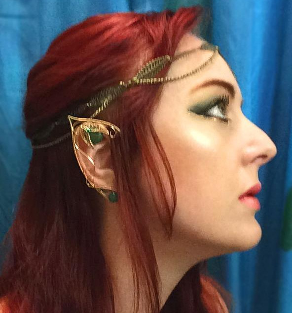 Awesome Elven princess from US
