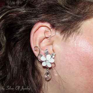 Wedding Ear Cuff