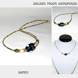 """""""Sunny"""" necklace"""