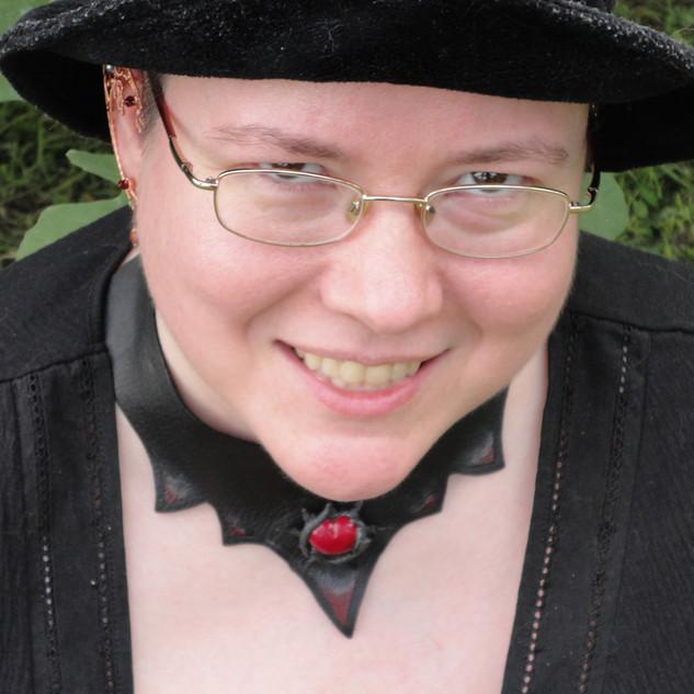 Beautiful Gothic Elf Lady