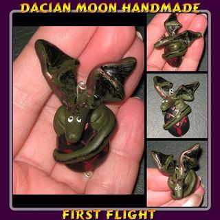 """First Flight"" pendant"