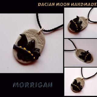 Morrigan pendant