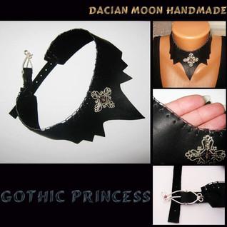 """Gothic Princess"" choker"