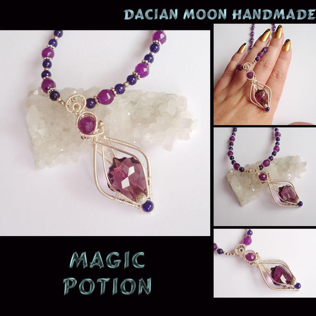 """Magic Potion"" set"