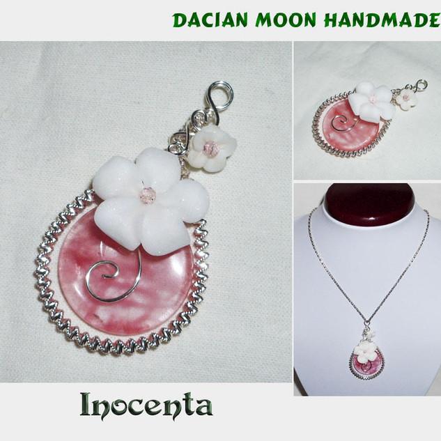 """Innocence"" pendant"