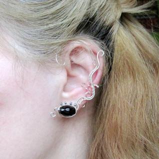 Rebirth ear cuff