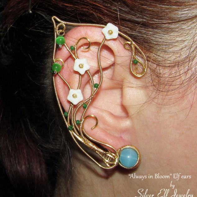 Always In Bloom Elven Ears